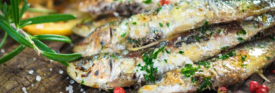 restaurant de poissons et fruits de mer